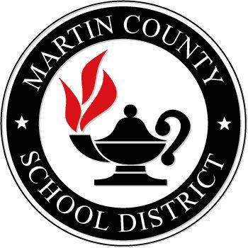 Martin County Schools logo