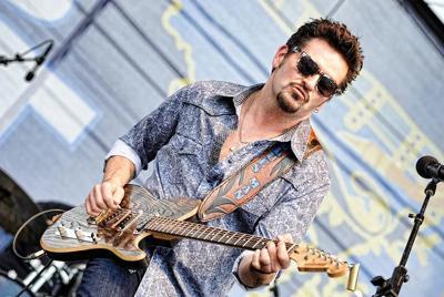 Guitarist Mike Zito
