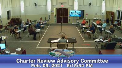 Sebastian's Charter Review Advisory Committee