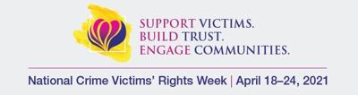 National Crime Victim's Rights Week - 2021
