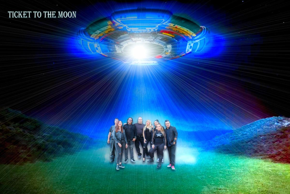 Ticket to the Moon ELO tribute