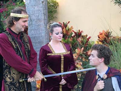 Camelot at Vero Beach Theatre Guild