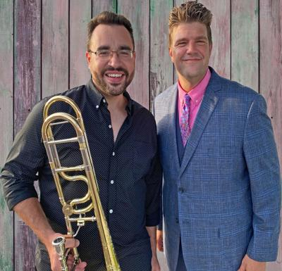 Space Coast Symphony Orchestra trombonist and conductor