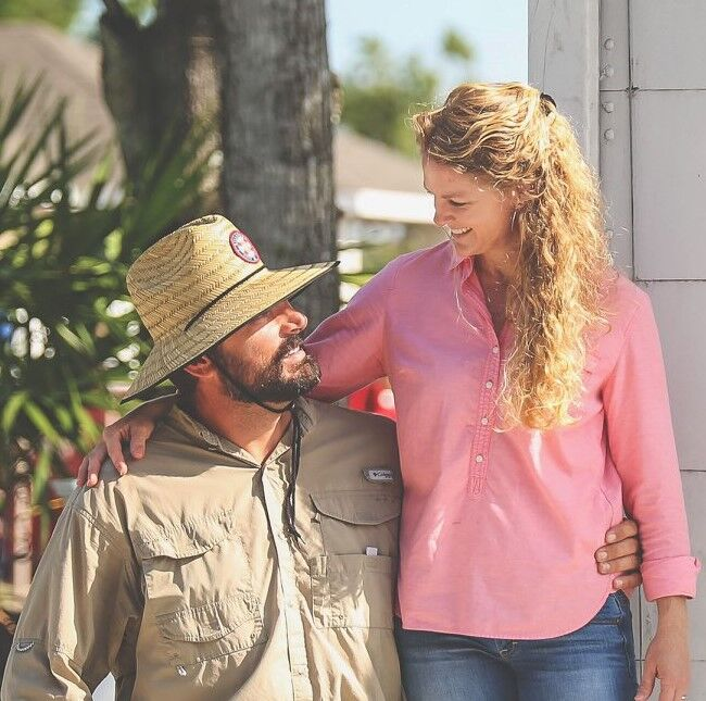 Ray and Mandy Hooker, Indian River Distillery