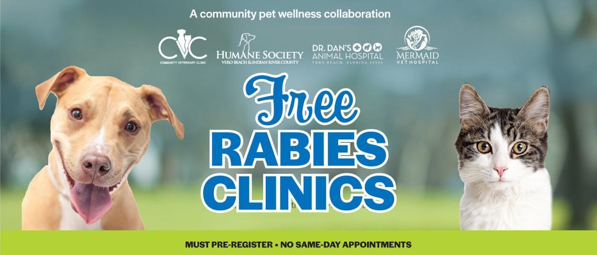 HSVB Free Rabies Clinics