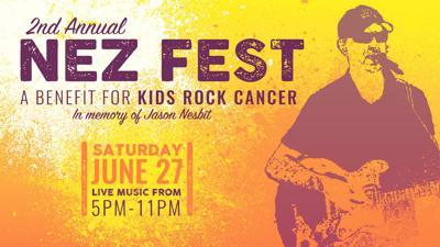 Nez Fest 2020, Jason Nesbit