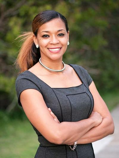 Merchon Green, Chairperson of Indian River County School Equity Committee