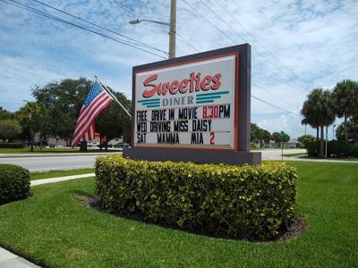 Sweeties Diner in Fort Pierce