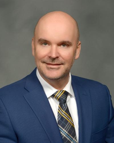 Superintendent David Moore