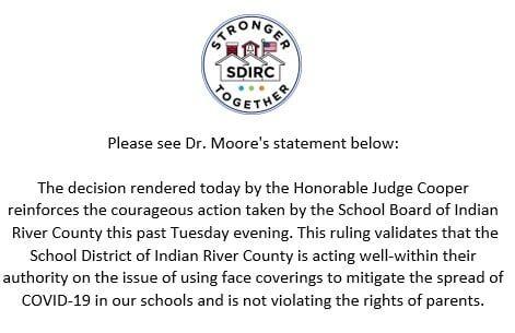 SDIRC masks statement