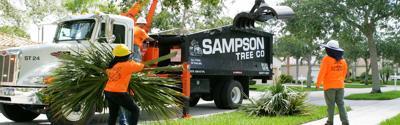 Sampson Tree Service - Fort Pierce