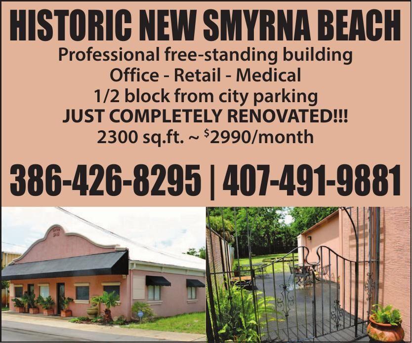 Historic New Smyrna Beach