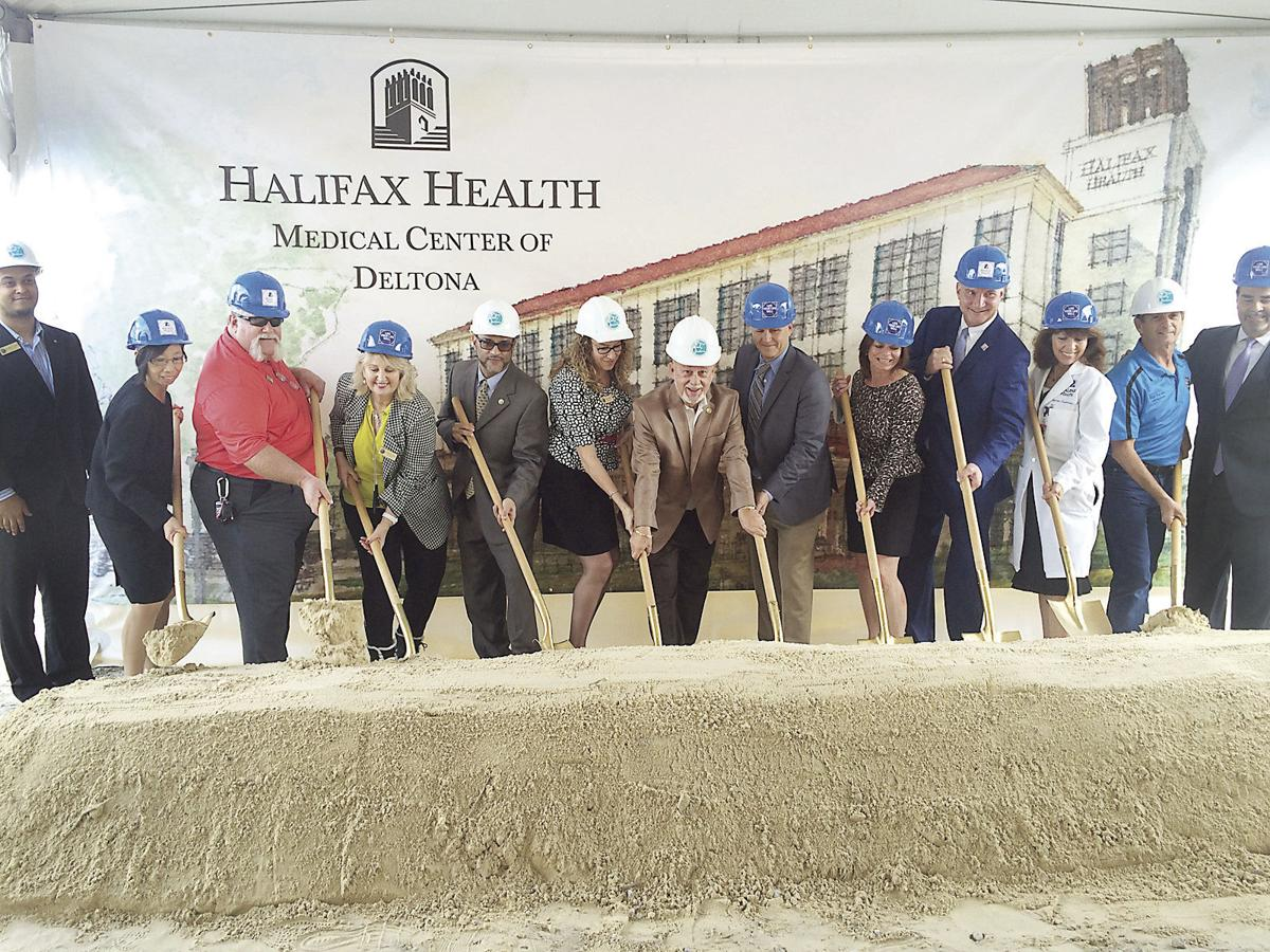 Halifax health breaks ground for hospital at deltona news halifax health breaks ground for hospital at deltona solutioingenieria Image collections