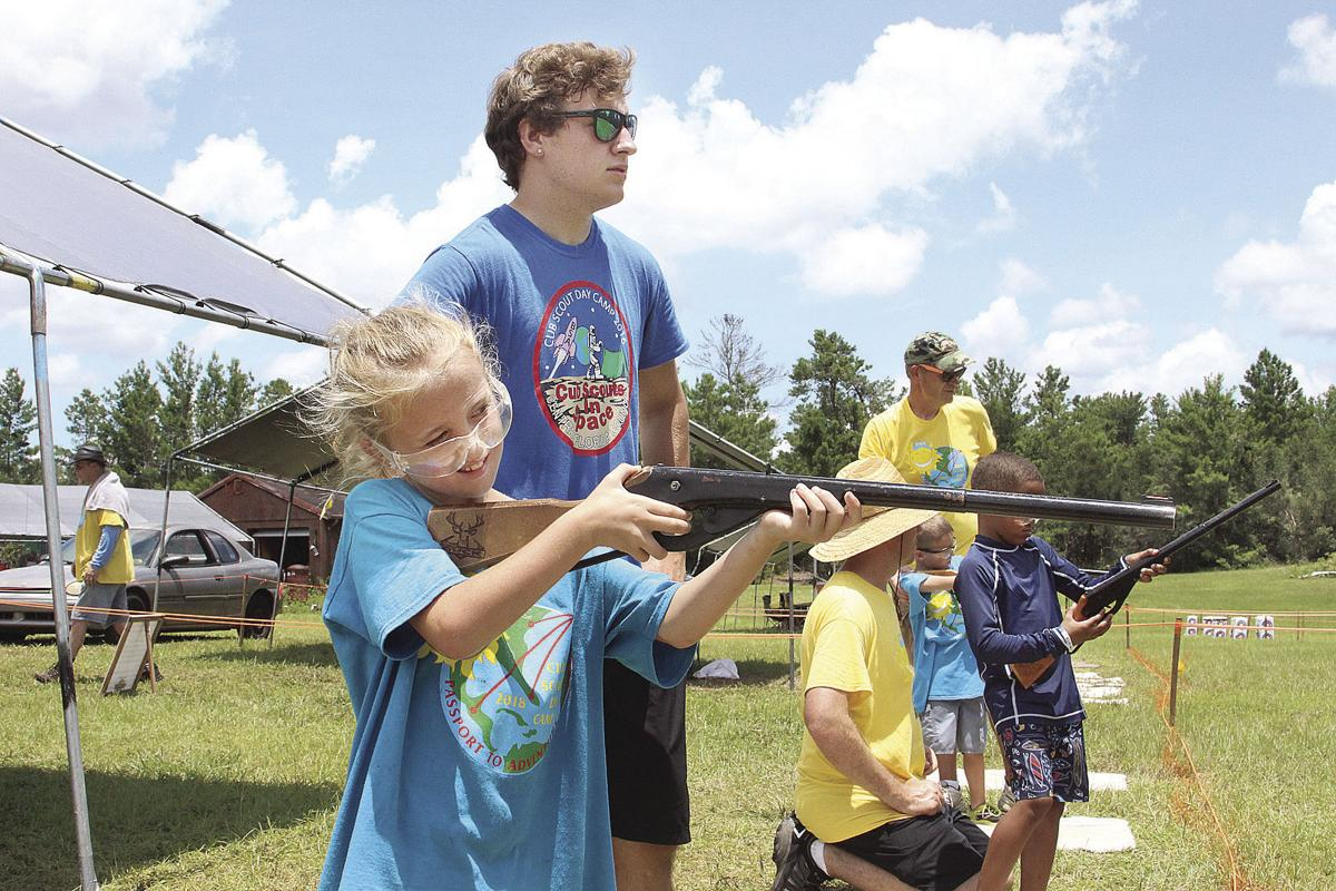 Cub Scout Summer Day Camp at Four Towns Community Church
