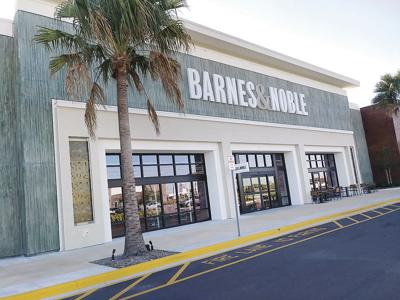 Barnes & Noble begins anew at Tomoka Town Center   Business