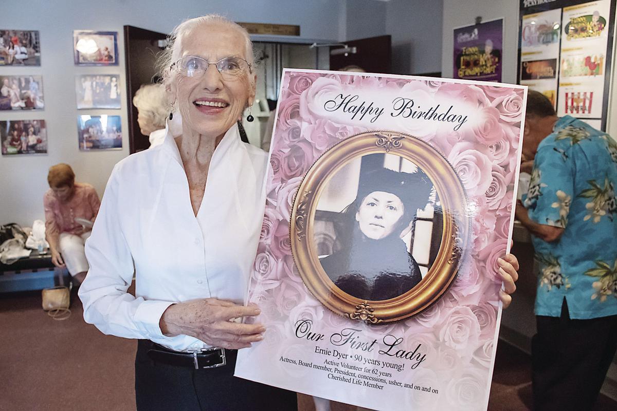 'First Lady' at Daytona Playhouse turns 90