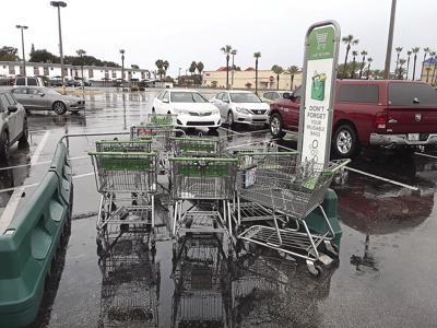 Corralling Carts