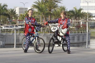 Area BMX racers qualify to represent USA this summer | News