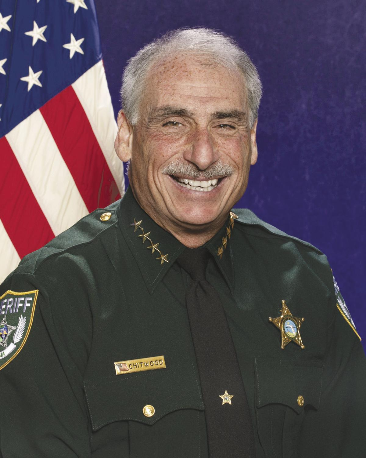 Sheriff Re-elected