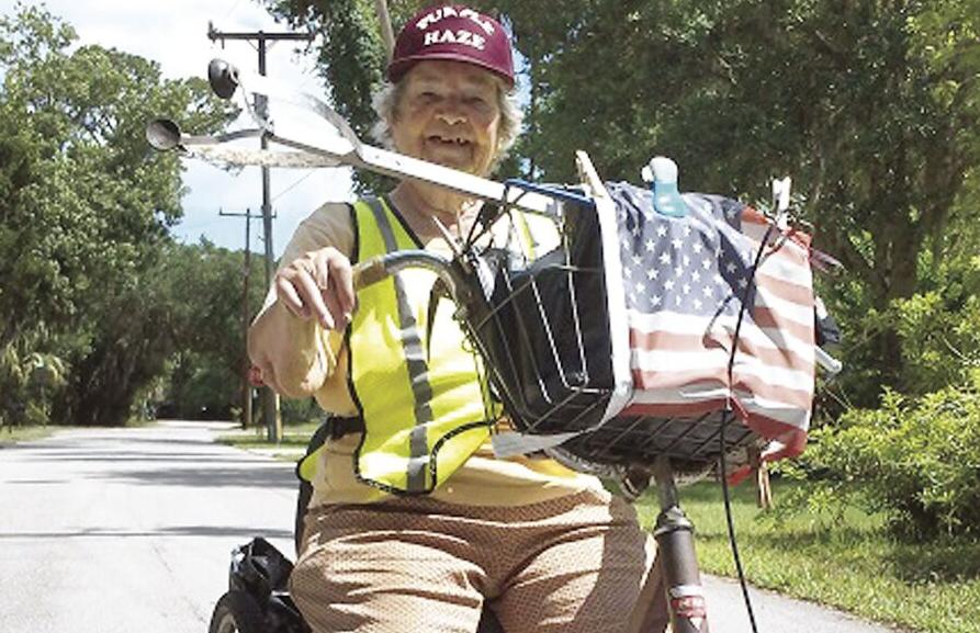 Take a ride with Irene in Port Orange