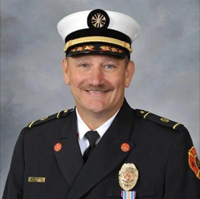 Fire Chief dismissed