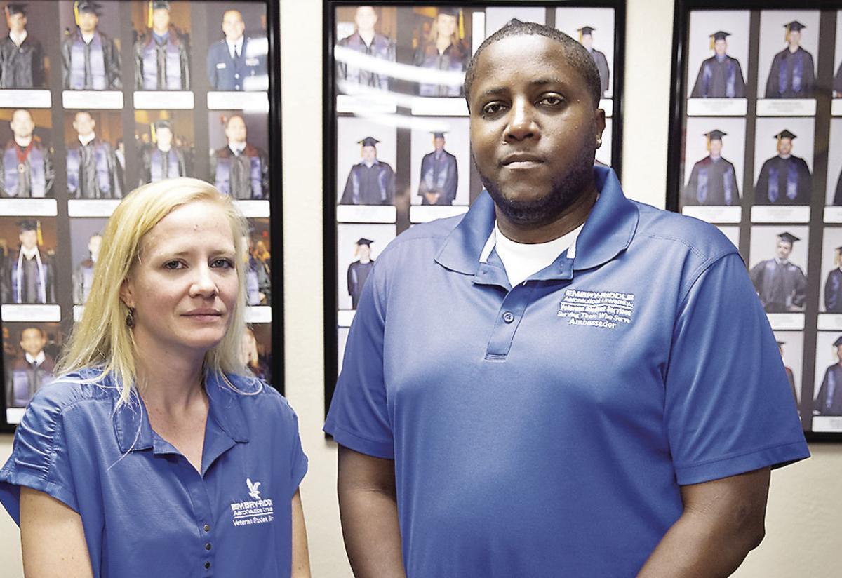 ERAU ambassadors pave way for student veterans