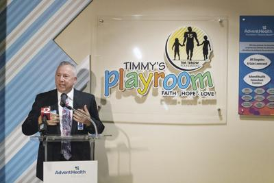 Timmy's Playroom