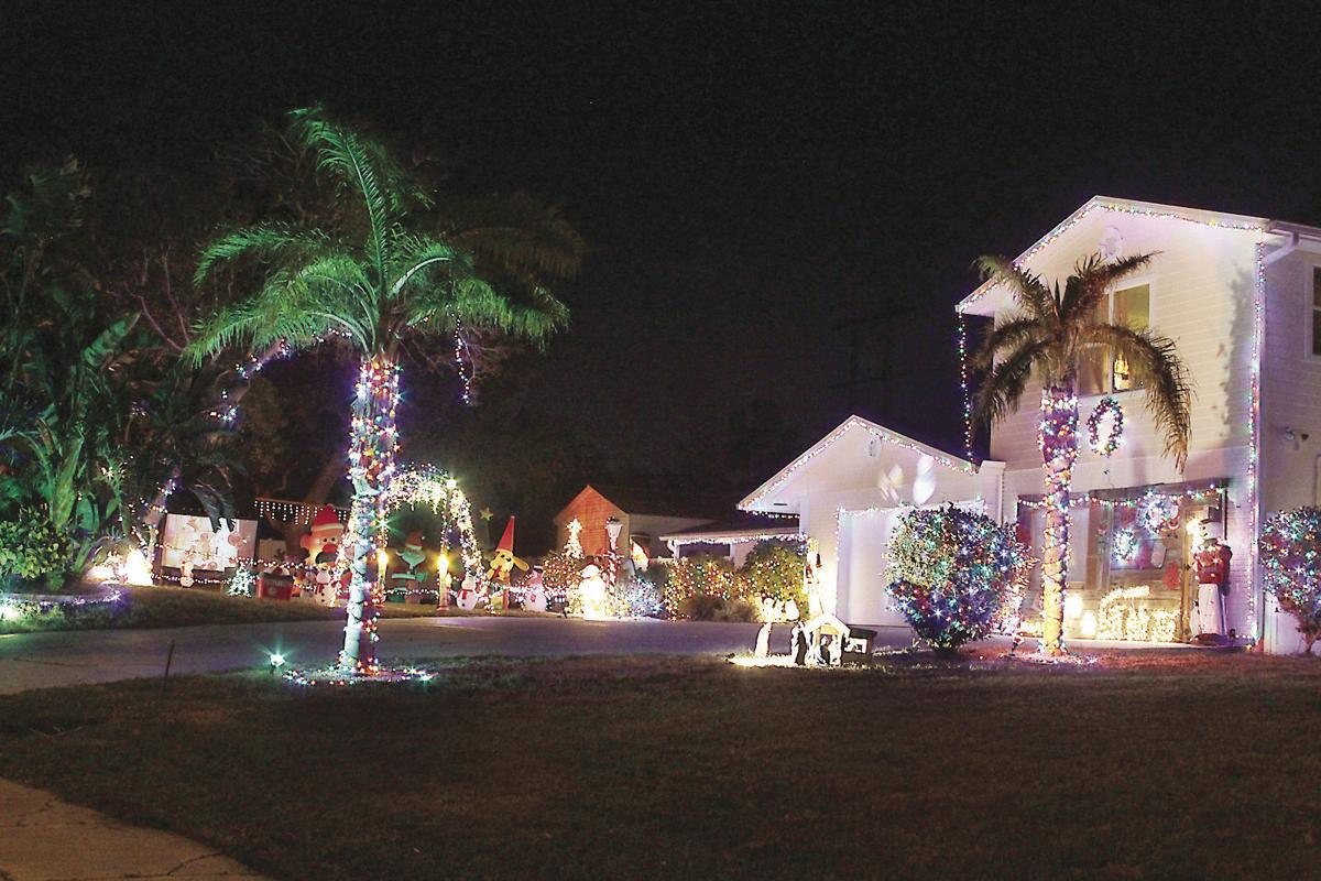 Port orange fl christmas lights 2017 for Porte orange