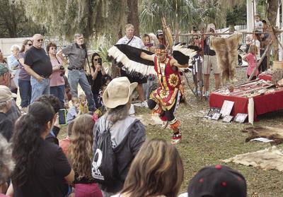 DeBary Hall's Living History Day