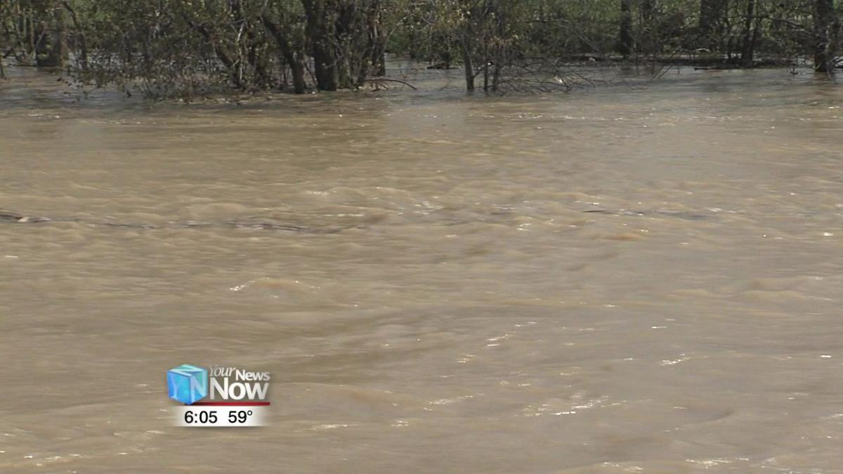 High water around Putnam County cause travel issues 2.jpg