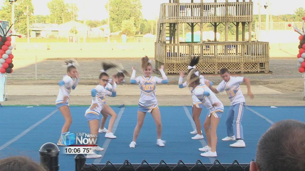 Area cheerleading squads compete at Allen County Fair's competition 1.jpg