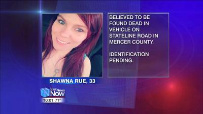 Body found in crashed vehicle believed to be Shawna Rue 1.jpg