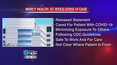 COVID-19 case treated at Mercy Health-St. Rita's.jpg