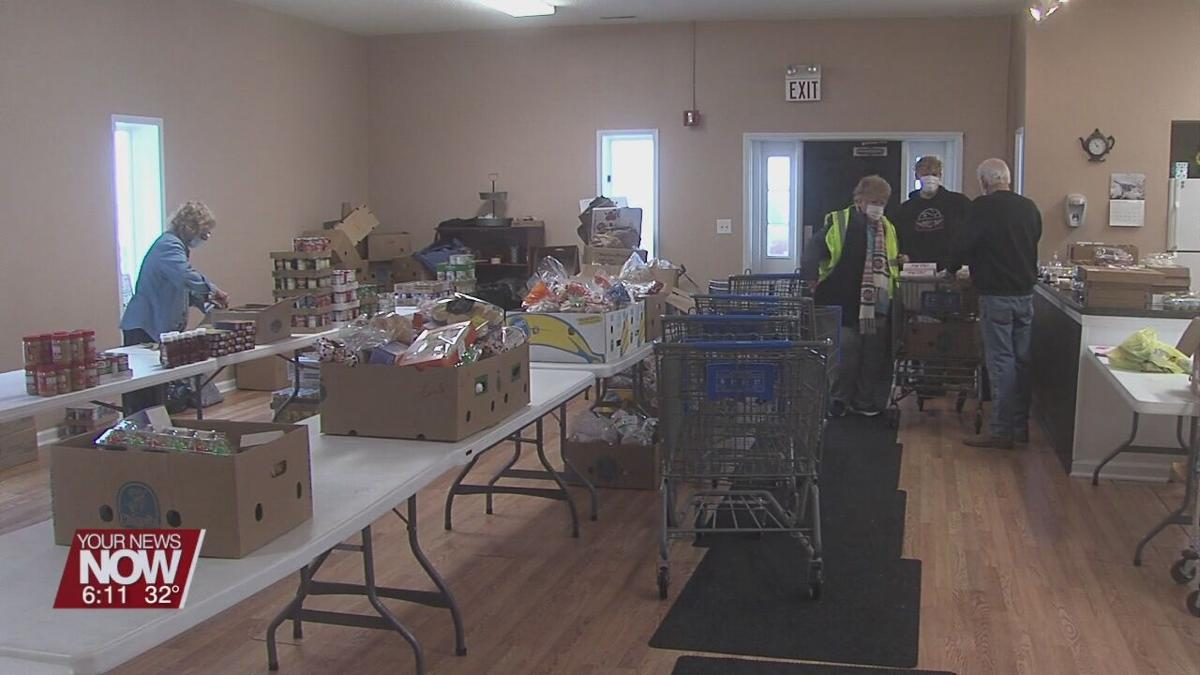 "Local Wapak partnership holds ""Sharing Jesus with a Meal"""