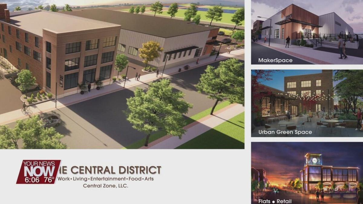 The Central District project hopes to create a prime destination in Lima