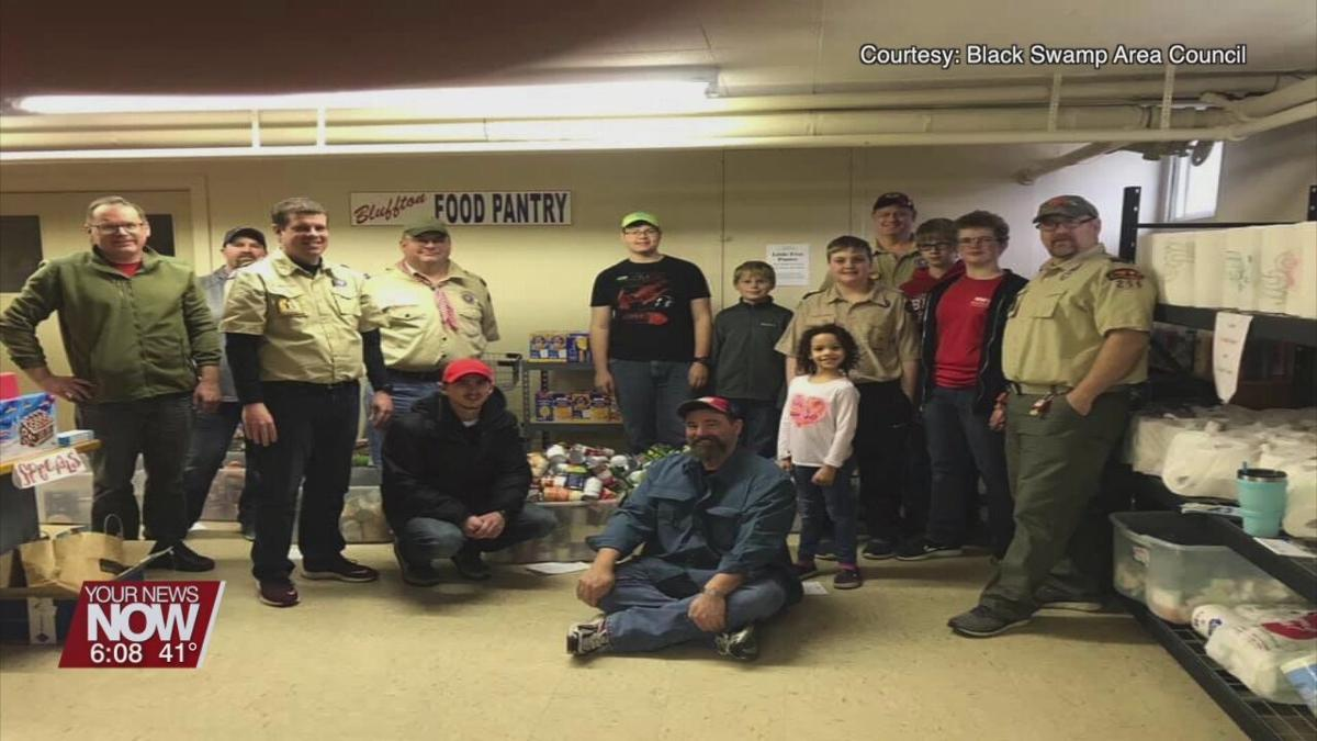 Boy Scouts to hold annual Scouting for Food campaign