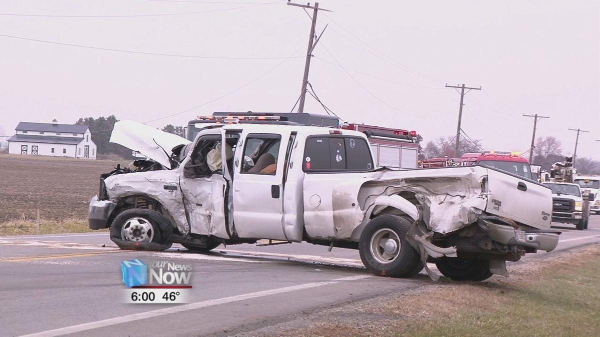 Second crash at Mercer County intersection sends one to hospital