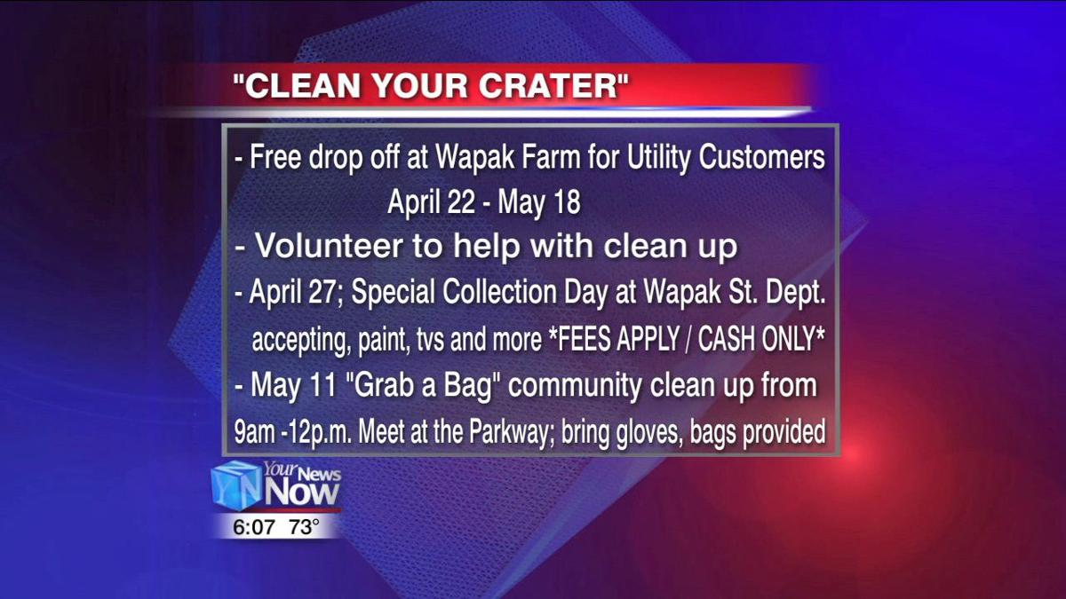 Wapakoneta asks residents to Clean your Crater 2.jpg