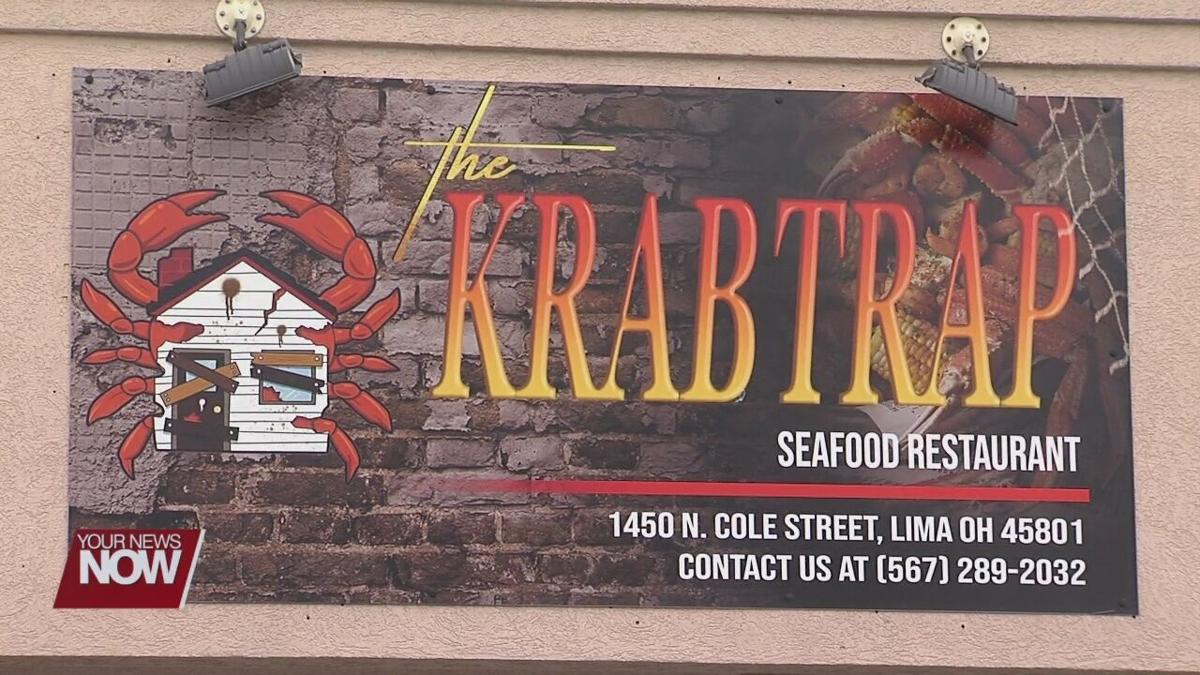 """New restaurant owner embraces Lima streets with the """"Krab Trap"""""""