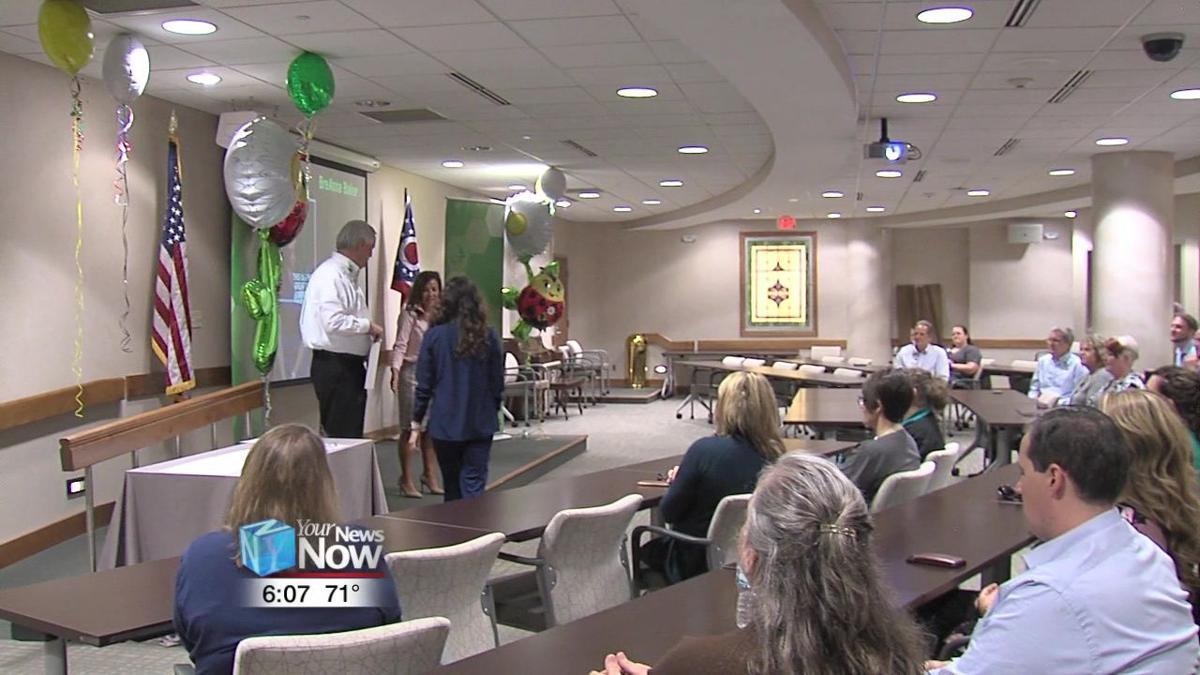 14 recognized for 'Great Care' at Lima Memorial during National Hospital Week 1.jpg