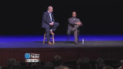 Darryl Strawberry talks battles drug addiction with faith on Epidemic of Hope conference tour