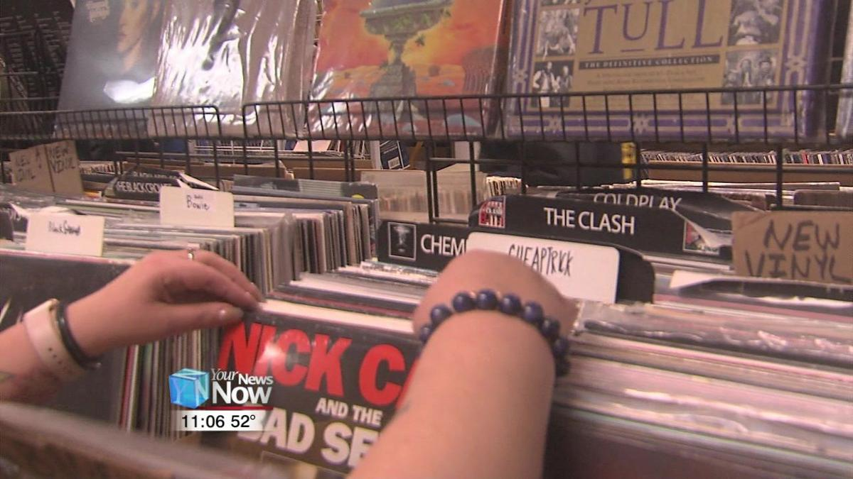 Local customers go to Groamy's for the experience on Record Store Day2.jpg