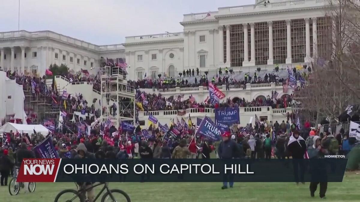 Different perspective shared by Ohioans at Capitol Hill riot