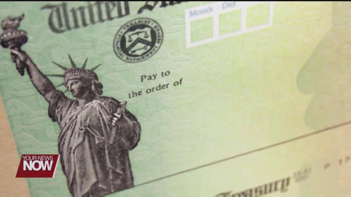Money Mix-up: Man says IRS dropped his stimulus check in someone else's account