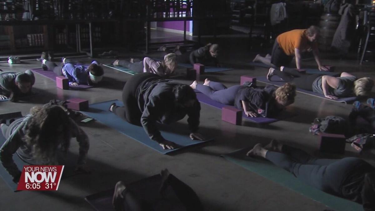 Do yoga, drink wine in Lima and surrounding areas