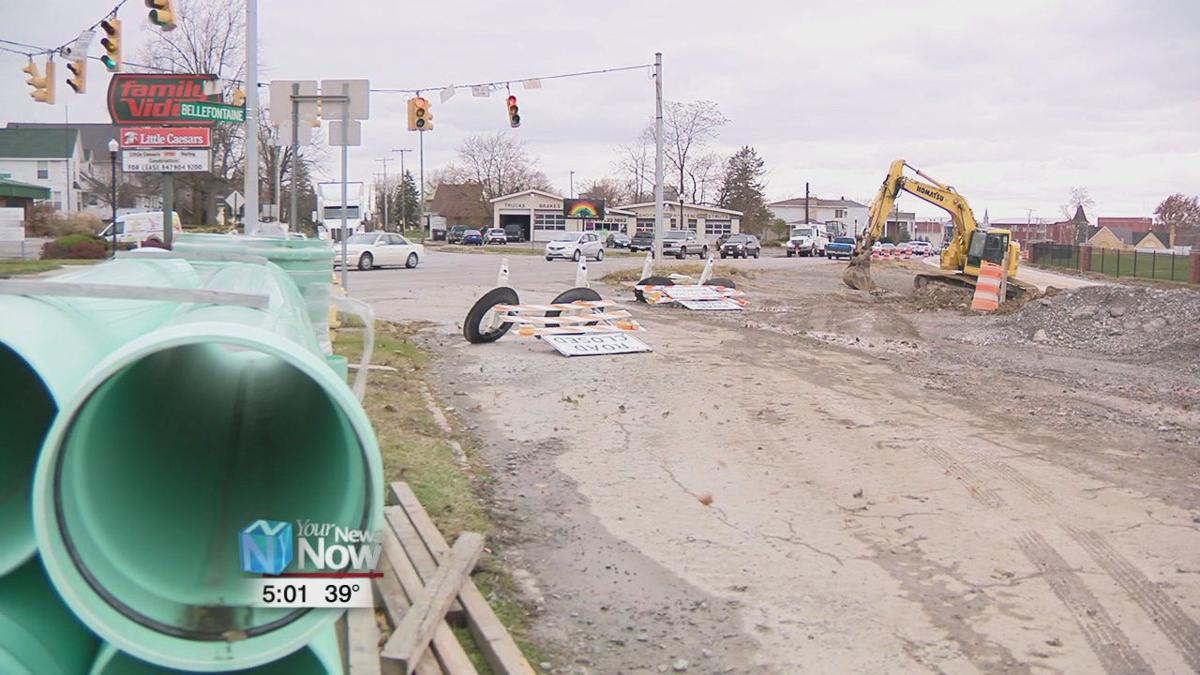 Bellefontaine Ave. to close starting Monday