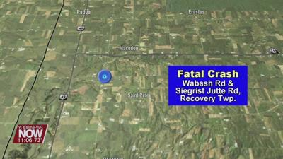 Coldwater man loses his life in a two-vehicle crash