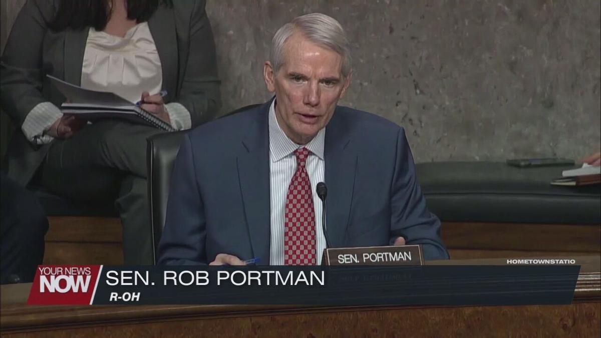 Portman delivers opening remarks during joint oversight hearing