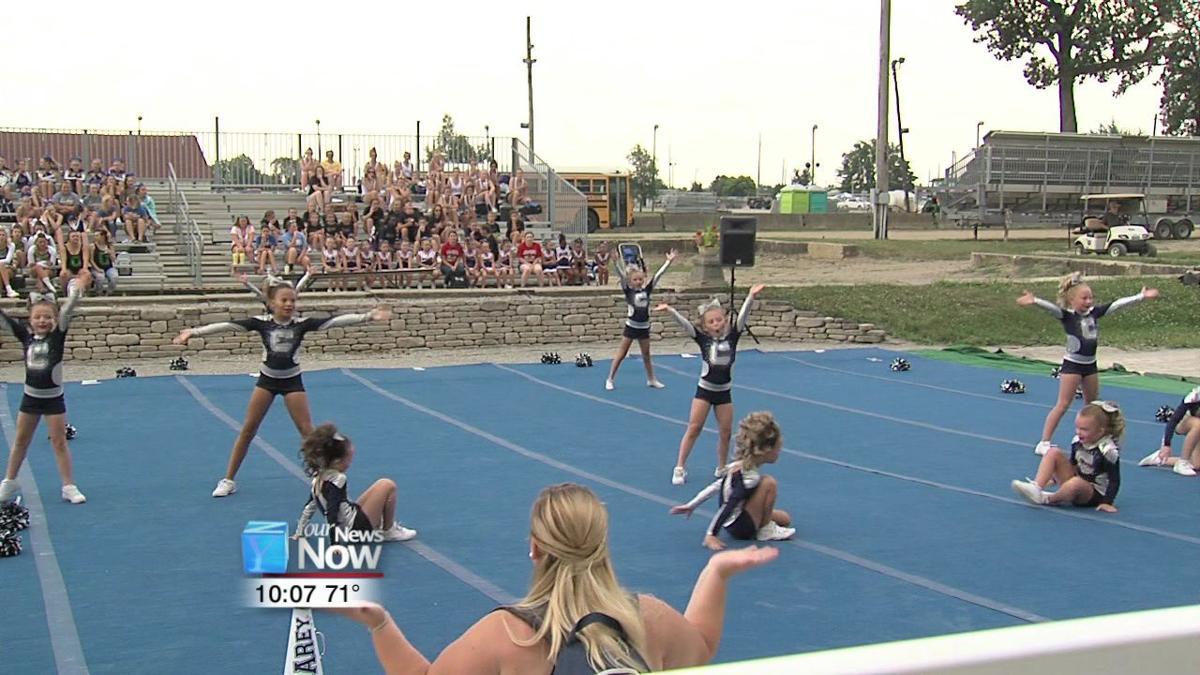 Regional cheerleaders compete in Auglaize County Fair 1.jpg