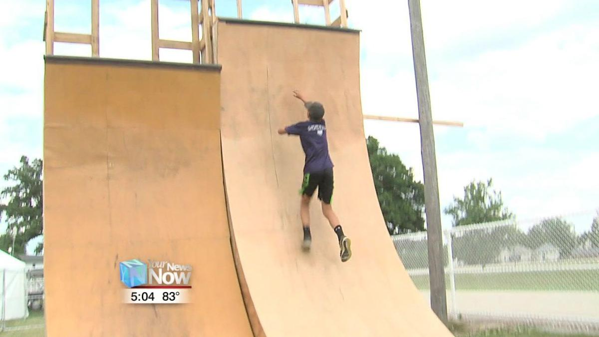 Challenge course gives fairgoers a free, fun experience 1.jpg